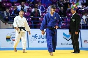 Зантарая здобув друге золото для України на ЧЄ з дзюдо