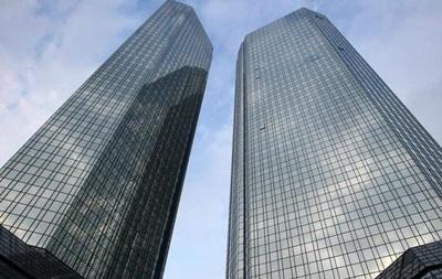 У США знову оштрафували Deutsche Bank