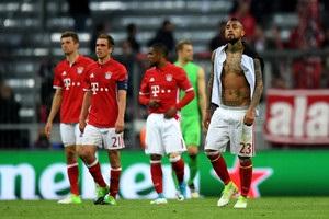 Впервые за 12 лет немецкие клубы не прошли в полуфинал еврокубков
