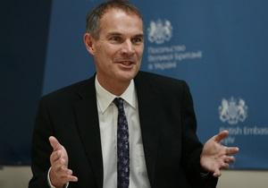 Посол Великобритании разочарован снижением рейтинга Украины в отчете Freedom House