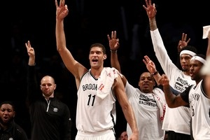 НБА: 49% акций Бруклина выставлены на продажу