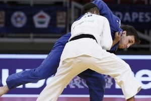 Украина осталась без медалей во второй день чемпионата Европы по дзюдо