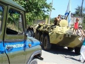 Кожин: Украина имеет право проверить и даже конфисковать транспорт ЧФ РФ