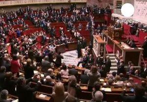 Парламент Франции узаконил однополые браки