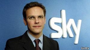 Скандал с прослушкой: Джеймс Мердок покидает Sky News