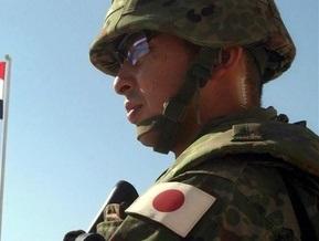 Японский офицер передал бизнесменам базу данных на весь личный состав сухопутных сил