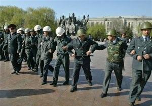 МВД Кыргызстана объявило о взятии под контроль ситуации в Оше