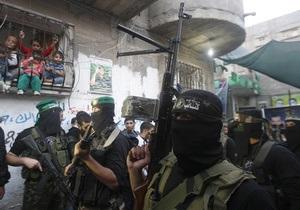 ХАМАС продолжает поставлять вооружение в сектор Газа, несмотря на перемирие
