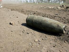 В 7 км от Хмельницкой АЭС ликвидировали склад с боеприпасами