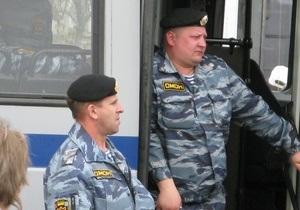 МВД РФ пригрозило дать  правовую оценку  обвинениям в использовании омоновцами рабского труда