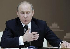 Путин обещает за пять лет построить 14 тысяч км новых дорог