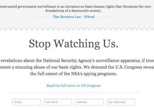Mozilla разворачивает кампанию против слежки в интернете