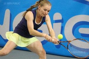 Украинская теннисистка сменила гражданство