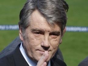 Ющенко примет участие в торжествах по случаю Тысячелетия Литвы