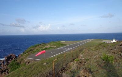 Експерти назвали наймальовничіші аеропорти