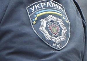 В Днепропетровске на участников шествия в честь Дня победы напали неизвестные