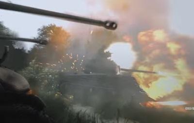 З явився перший трейлер гри Call of Duty: WWII