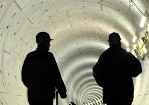 Киевские власти оценивают строительство тоннеля под Днепром в 350 млн евро