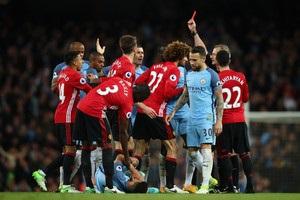Манчестер Сити-Манчестер Юнайтед: обзор матча чемпионата Англии