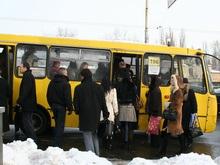 Киевсовет признал тарифы в маршрутках убыточными
