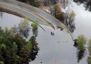 Юго-западу Англии угрожает наводнение из-за ливней