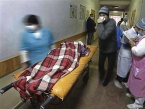 В Запорожье зафиксировали первый случай смерти от гриппа