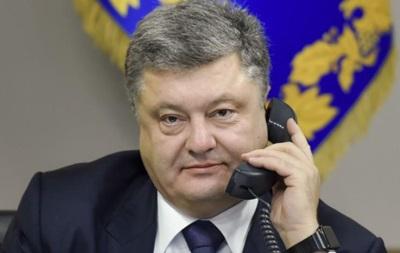 Порошенко і Путін поспілкувалися в жартівливому тоні – ЗМІ