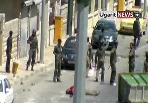 ООН: Жертвами столкновений в Сирии стали 2,6 тысячи человек