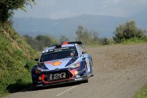 Ралі Аргентини WRC: Невіль виграв етап, випередивши Еванса на 0,7 секунди