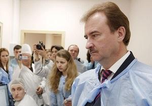 Попов подписал Меморандум о сотрудничестве с чернобыльцами Киева