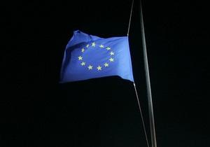 Европарламент порекомендует парафировать соглашение с Украиной до конца года