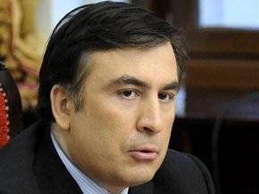 Саакашвили сравнил действия России на Кавказе с нацистской оккупацией