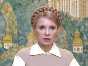 Тимошенко: Де-факто существует коалиция между Януковичем и Ющенко
