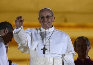 Новый Папа Римский - Франциск - Досье - Новый понтифик Франциск I