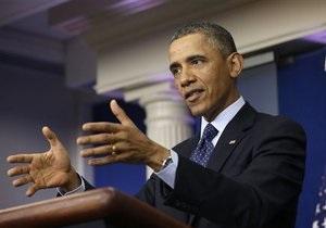 Обаме показали улики применения химоружия в Сирии