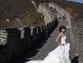 Охотники за золотом разрушили 100-метровый участок Великой китайской стены