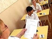 Украинцы верят, что внешнее тестирование снижает коррупцию в вузах