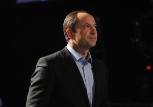 Тигипко не будет выдвигать кандидата на пост мэра Одессы: Надо поддержать Партию регионов