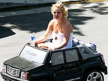 Бритни Спирс выбрала себе место на кладбище
