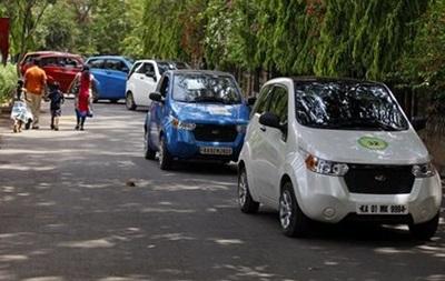 Индия хочет навсе 100% перейти наэлектромобили к 2032г.