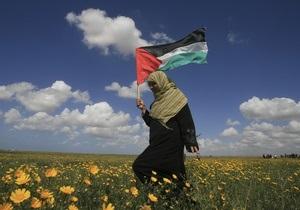 Израиль - Палестина не пойдет на уступки для  возобновления переговоров с Израилем