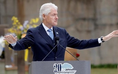 Билл Клинтон напишет триллер обамериканском президенте