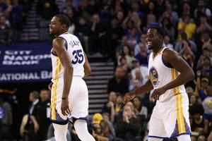 Дюрант: Грин - найкращий гравець НБА захисного плану