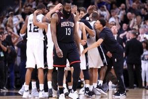 НБА: Сан-Антоніо в овертаймі здолав Х юстон і повів в серії