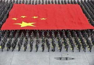 Минобороны КНР: Военная мощь Китая не направлена на другие страны