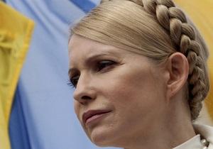 Просьбу женщин-депутатов к Януковичу о помиловании Тимошенко передали в комиссию по помилованию