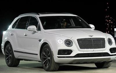 Bentley випустить автомобілі для веганів