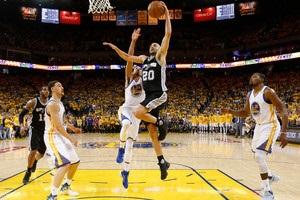 НБА: Голден Стейт зробив камбек проти Сан-Антоніо, відігравши -25 очок