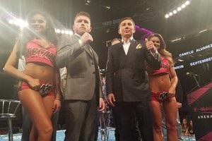 Президент WBO: Ідеальний момент для проведення бою Головкіна з Альваресом