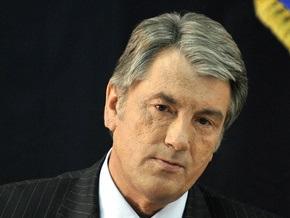Ющенко три дня пробудет в Крыму